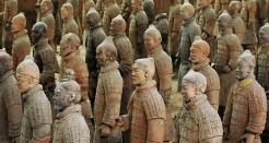 Chinas Ghost Army – Terrakottaarmén