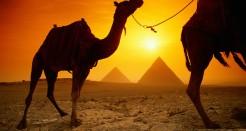 Historien om Egypten från antiken till nutid
