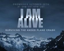 I Am Alive – the Andes Plane Crash