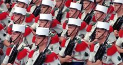 Krigare i den franska främlingslegionen