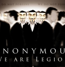 We Are Legion – The Story of the Hacktivists