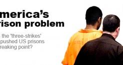 Bakom lås och bom i Amerika