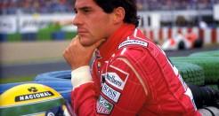 Ayrton Senna F1-mästaren