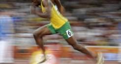 Usain Bolt världens snabbaste man