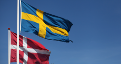 Debatten Flyktingpolitiken Danmark vs Sverige
